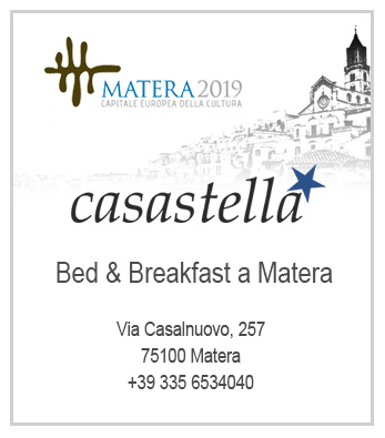 B&B Matera: Casastella bed and breakfast