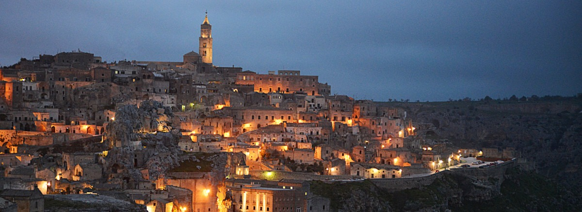 Matera bed and breakfast Sassi