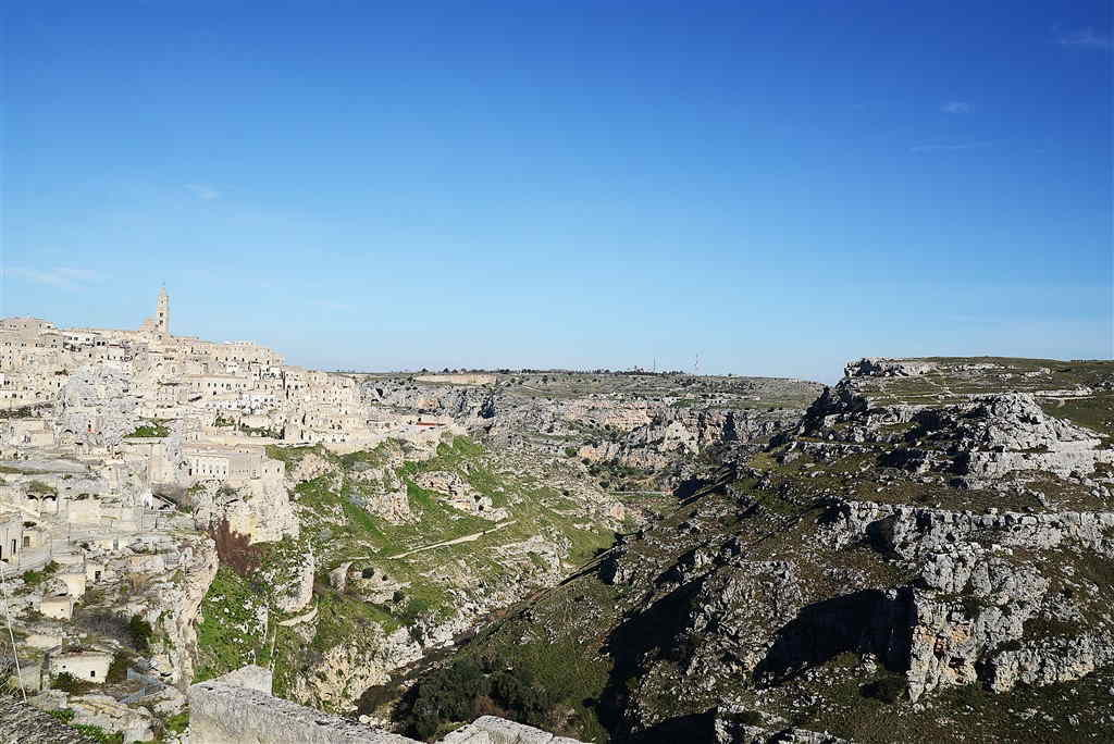 bed and breakfast a Matera